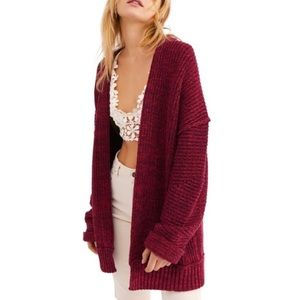 Free People High Hopes Cardigan NWOT